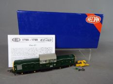 Heljan - A boxed OO gauge Heljan #17011 Class Diesel locomotive Op.No.
