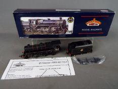 Bachmann - A boxed Bachmann OO gauge #32-950 DCC Ready Standard Class 4MT 2-6-0 steam locomotive
