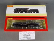 Hornby - A boxed DCC Ready Hornby R3194 Schools Class 4-4-0 steam locomotive and tender Op.No.