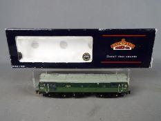 Bachmann - A boxed Bachmann #32-400 OO gauge Class 25/3 diesel locomotive Op.No.