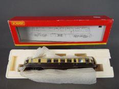 Hornby - A boxed DCC Ready Hornby R2524A GWR Diesel Railcar Op.No.26.