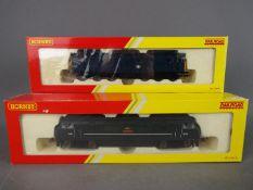 Hornby - Two boxed OO gauge diesel locomotives by Hornby.