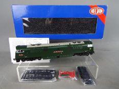Heljan - A boxed OO gauge Heljan #5207 Western Class 52 Diesel - Hydraulic locomotive Op.No.