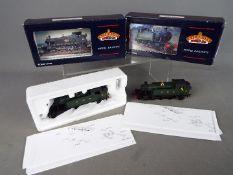 Bachmann - Two boxed OO gauge locomotives #32-135 Prairie Tank locomotives by Bachmann Op.