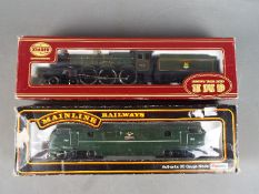 Airfix, Mainline - Two boxed OO gauge locomotives.