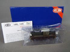 Heljan - A boxed OO gauge Heljan #1406 Class 14 Diesel locomotive Op.No.