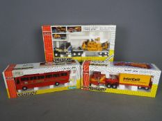 Joal - Three boxed diecast vehicles from Joal.