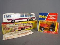 Dinky Toys - Two boxed diecast models by Dinky Toys.