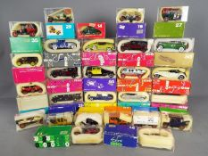 Rio - A collection of approximately 27 (plus 1 empty box) boxed 1:43 scale diecast vehicles by the