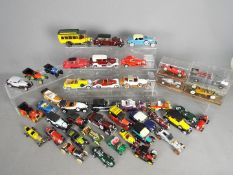 Rio, Brumm, Rami, Gama, others - A collection of unboxed 1:43 scale diecast vehicles.