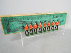 Britains - A boxed Britains 'Soldiers of the British Empire' set no.