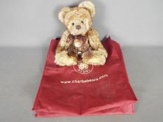 Charlie Bears - a Charlie Bear entitled Jeremy CB183991 with jointed arms and legs,