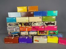 Rio - A collection of approximately 28 boxed 1:43 scale diecast vehicles by the Italian