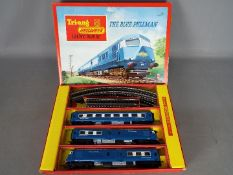 Triang, Hornby - A boxed Hornby RS52 OO gauge Train Set 'The Blue Pullman'.