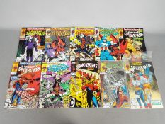 Marvel - A collection of 10 'Spider-Man' and 'The Amazing Spider-Man' modern age comics.