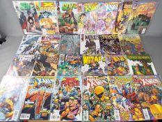 Marvel, DC Comics, Wildstorm,