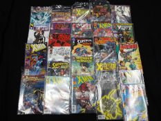 Top Cow, Wildstorm, DC, Marvel, Image - A collection of 25 modern age comics,