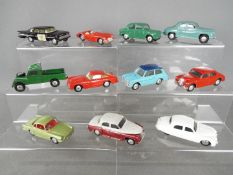 Corgi Toys - A collection of 11 unboxed diecast Corgi Toys.