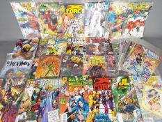 Marvel, DC Comics,