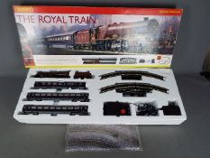 Hornby - A boxed Hornby R1057 OO gauge 'The Royal Train' electric train set.