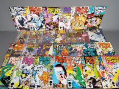 Marvel - A collection of approximately 28 modern age comics some of which are contained within in