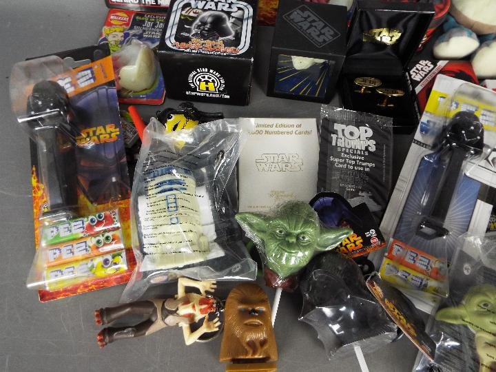 Lego, Walkers, Tomy, Others - A mixed collection of Star Wars related toys, - Image 4 of 5