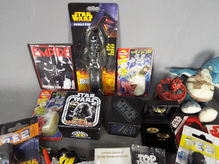 Lego, Walkers, Tomy, Others - A mixed collection of Star Wars related toys, - Image 2 of 5