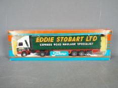 Tekno - A boxed Tekno diecast 1:50 scale Seddon Atkinson 'Eddie Stobart' from 'The British
