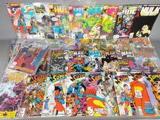 Marvel, DC Comics, Dark Horse,