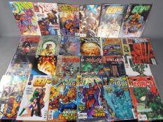 Marvel, DC Comics, Americas Best Comics,