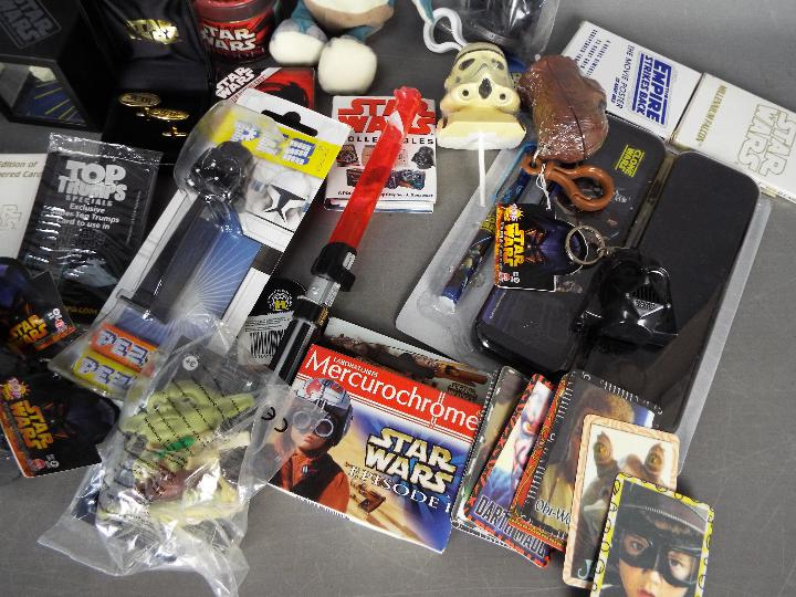 Lego, Walkers, Tomy, Others - A mixed collection of Star Wars related toys, - Image 5 of 5