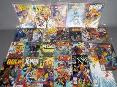 Marvel, Image, Legend,
