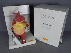 Steiff - A boxed Steiff Limited Edition Walt Disney 'Hyacinth Hippo'.