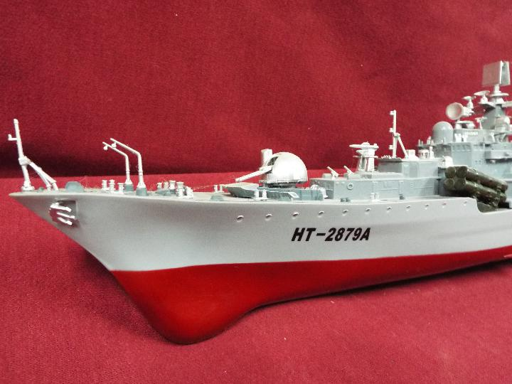 A radio controlled 'Smasher' Destroyer. - Image 5 of 6