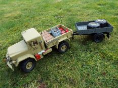 CROSSRC - HC4 4 x 4 4WD TRUCK model.