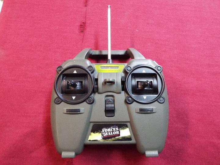 Forces of valor remote control transmitter.
