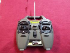 Forces of valor remote control transmitter.