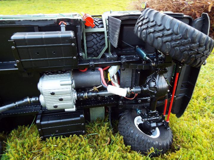 CROSSRC - HC4 4 x 4 4WD TRUCK model. - Image 8 of 11