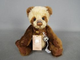 Charlie Bears - A limited edition Charlie Bear from the Minimo Collection 'Mungo',
