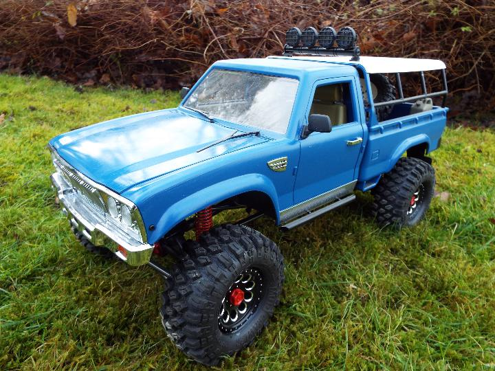 CrossRC - AT4 EMO 4WD off road adventure truck. - Image 2 of 10