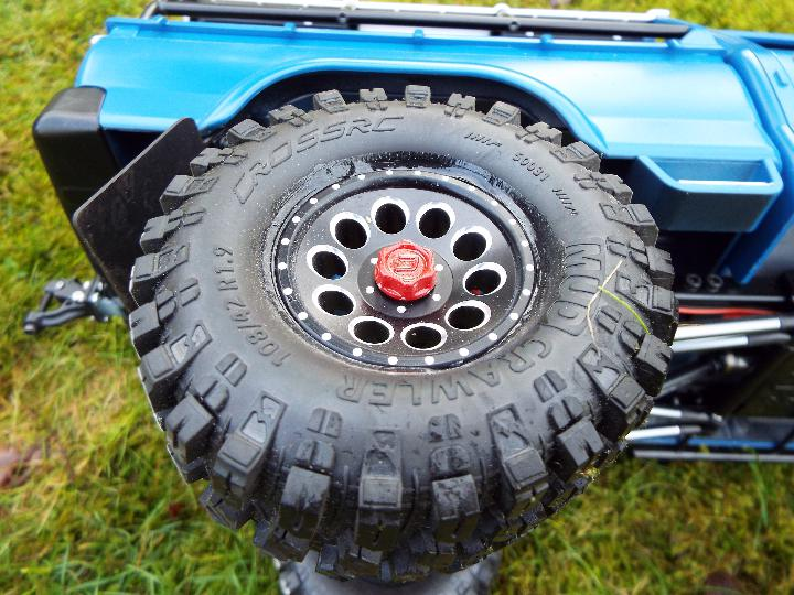 CrossRC - AT4 EMO 4WD off road adventure truck. - Image 8 of 10