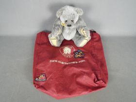 Charlie Bears - A Charlie Bears soft toy teddy bear 'Paul' # CB104697, designed by Christine Pike,