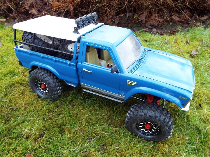CrossRC - AT4 EMO 4WD off road adventure truck. - Image 4 of 10
