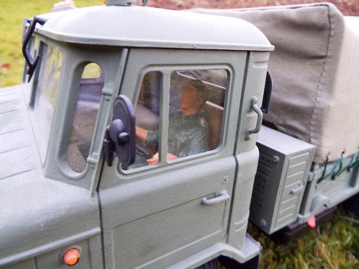 CROSSRC - HC4 4 x 4 4WD TRUCK model. - Image 4 of 11