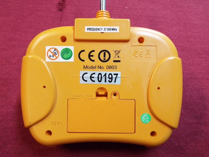 Hobby - Remote control for excavator. - Image 2 of 2