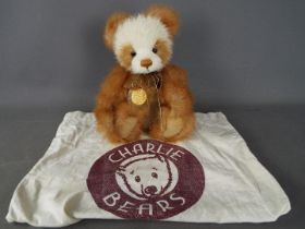 Charlie Bears - A Charlie Bears soft toy teddy bear # CB183962A 'Primrose' designed by Isabelle Lee,
