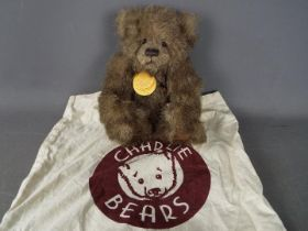 Charlie Bears - A Charlie Bears soft toy teddy bear 'Kitty' # CB114789 designed by Isabelle Lee,