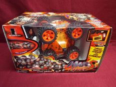 Remote Control - a Mars Chased radio control stunt vehicle by High Champion Toys,