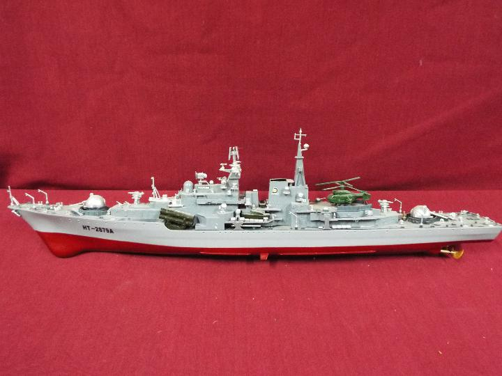 A radio controlled 'Smasher' Destroyer. - Image 6 of 6