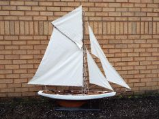 Premier Models - A professional built Grand Banks display model yacht by Premier Models.
